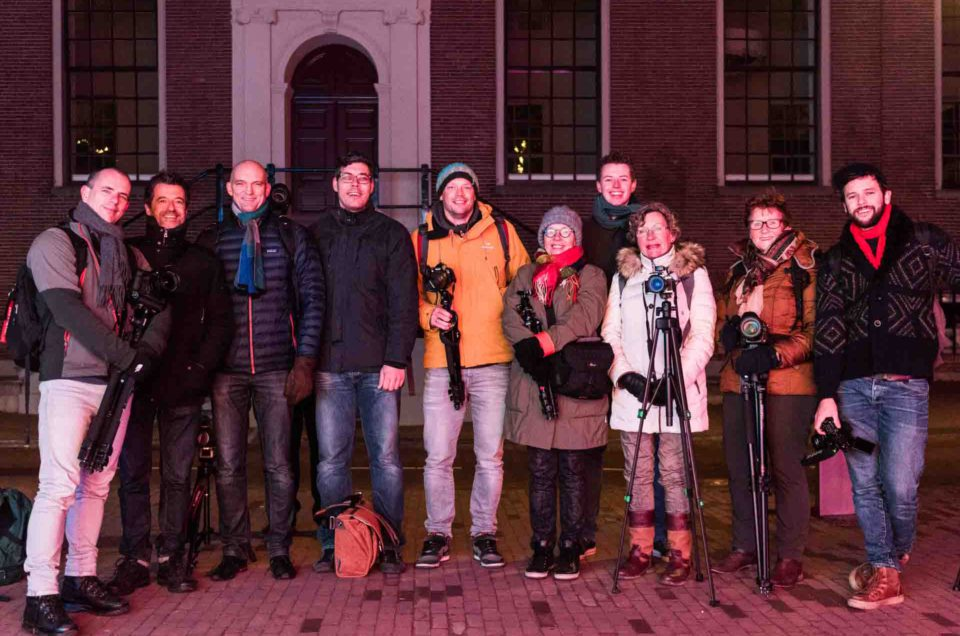 Photowalk Amsterdam op 26 oktober: Sony demo, NISI Natural Night, goodiebag en meer...