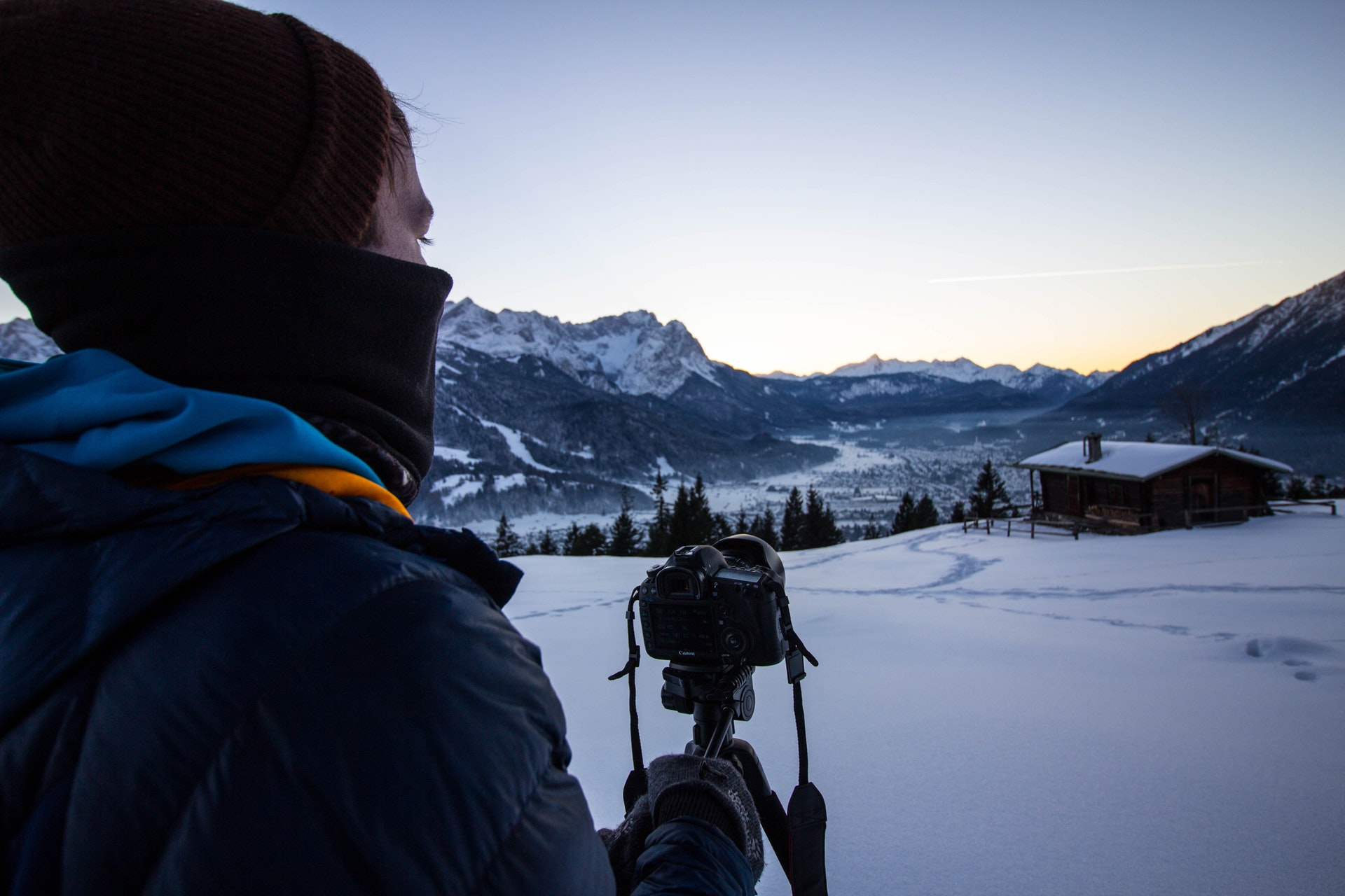 Tips fotograferen in de kou