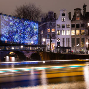 Workshop Amsterdam Light Festival 2018
