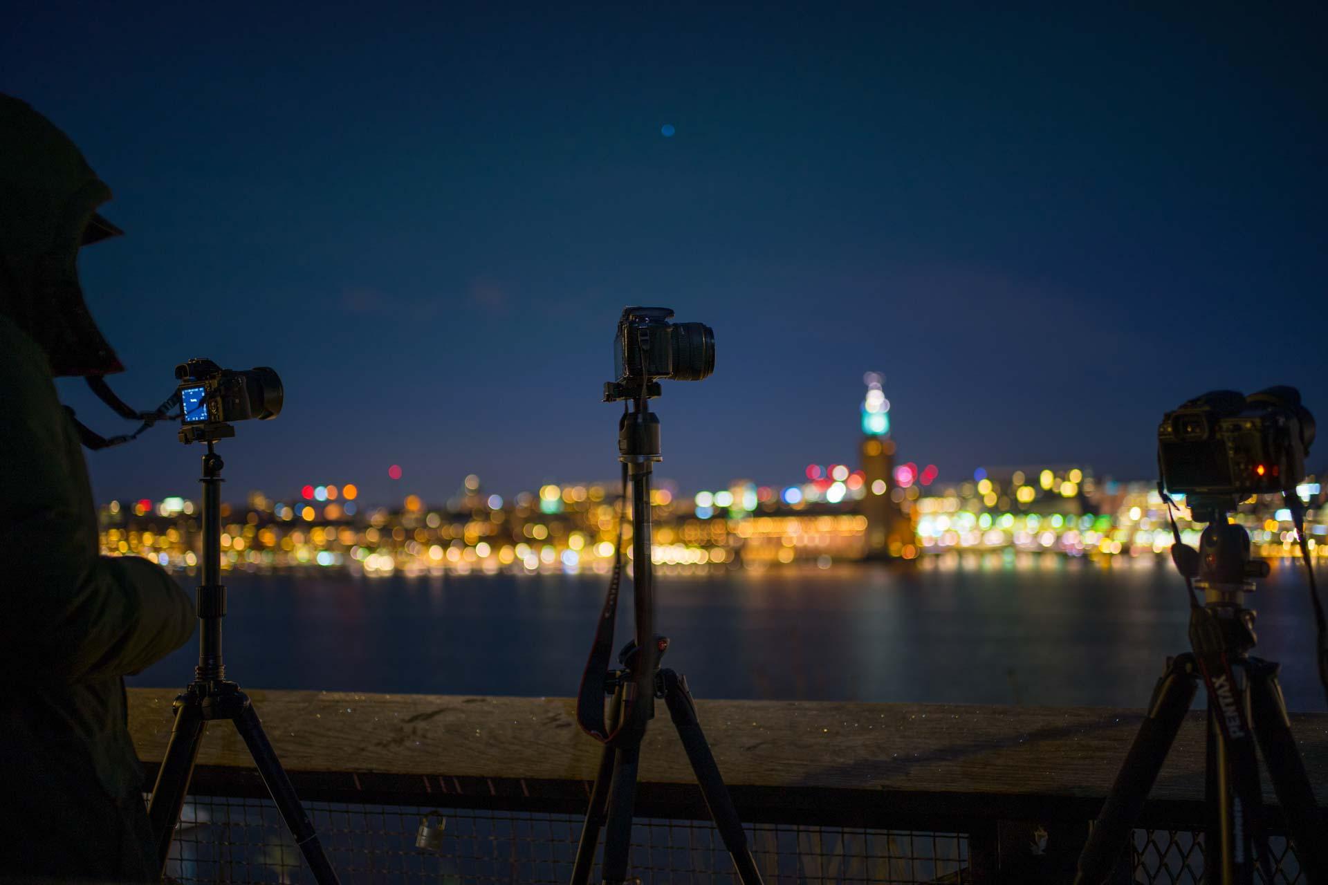 tips voor optimale scherpte bij avondfotografie