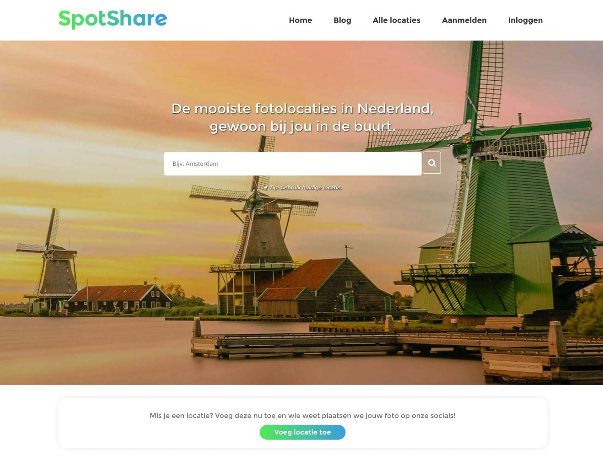 SpotShare.nl