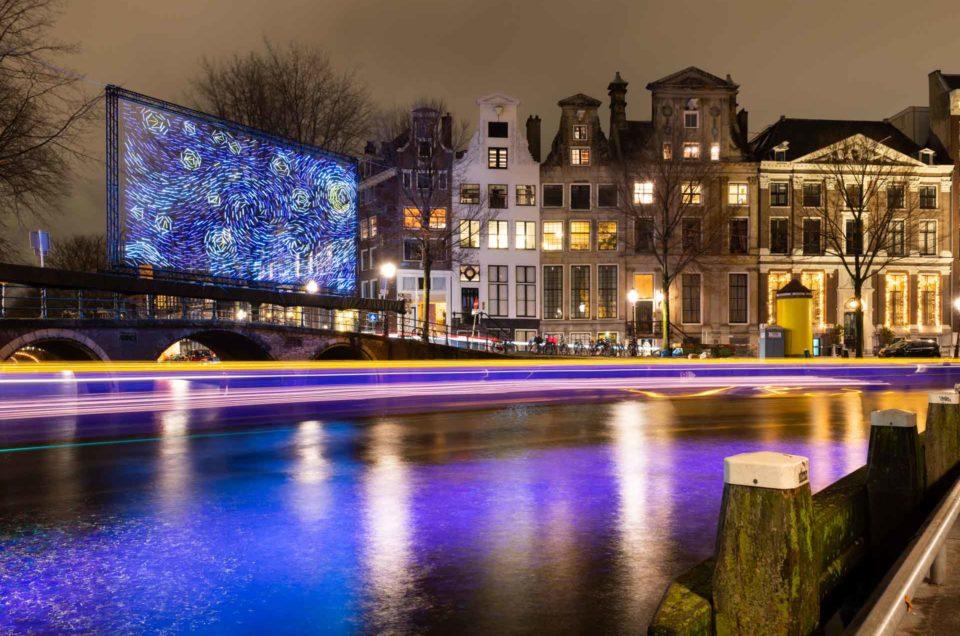 Highlights van het Amsterdam Light Festival 2018