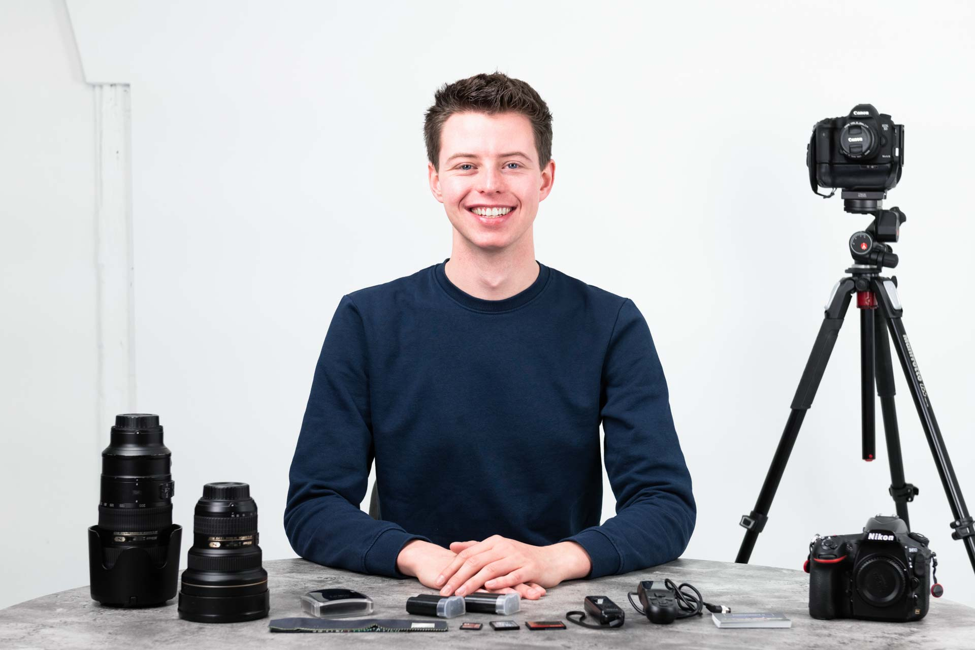 Online curaus nachtfotografie en avondfotografie