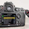 Ruisonderdrukking aanzetten Nikon