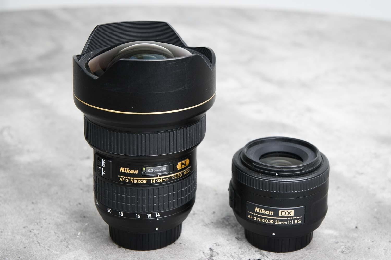 Verschil zoomlens of prime lens