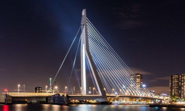 Workshop avondfotografie Rotterdam