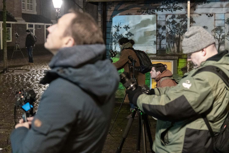 Workshop nachtfotografie Amsterdam avond
