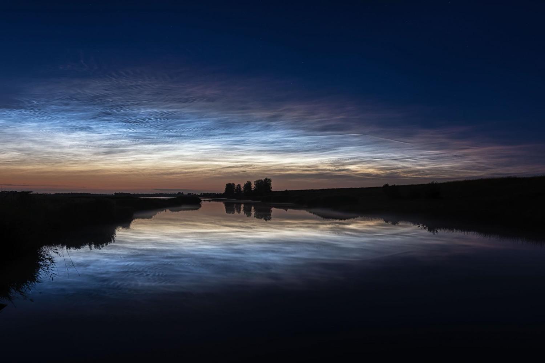 Quirien Marijs Lichtende nachtwolk