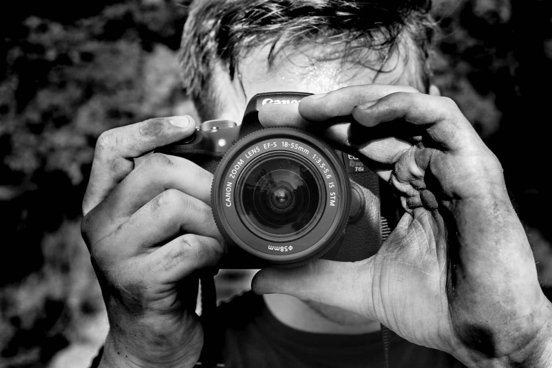 Houding fotografie