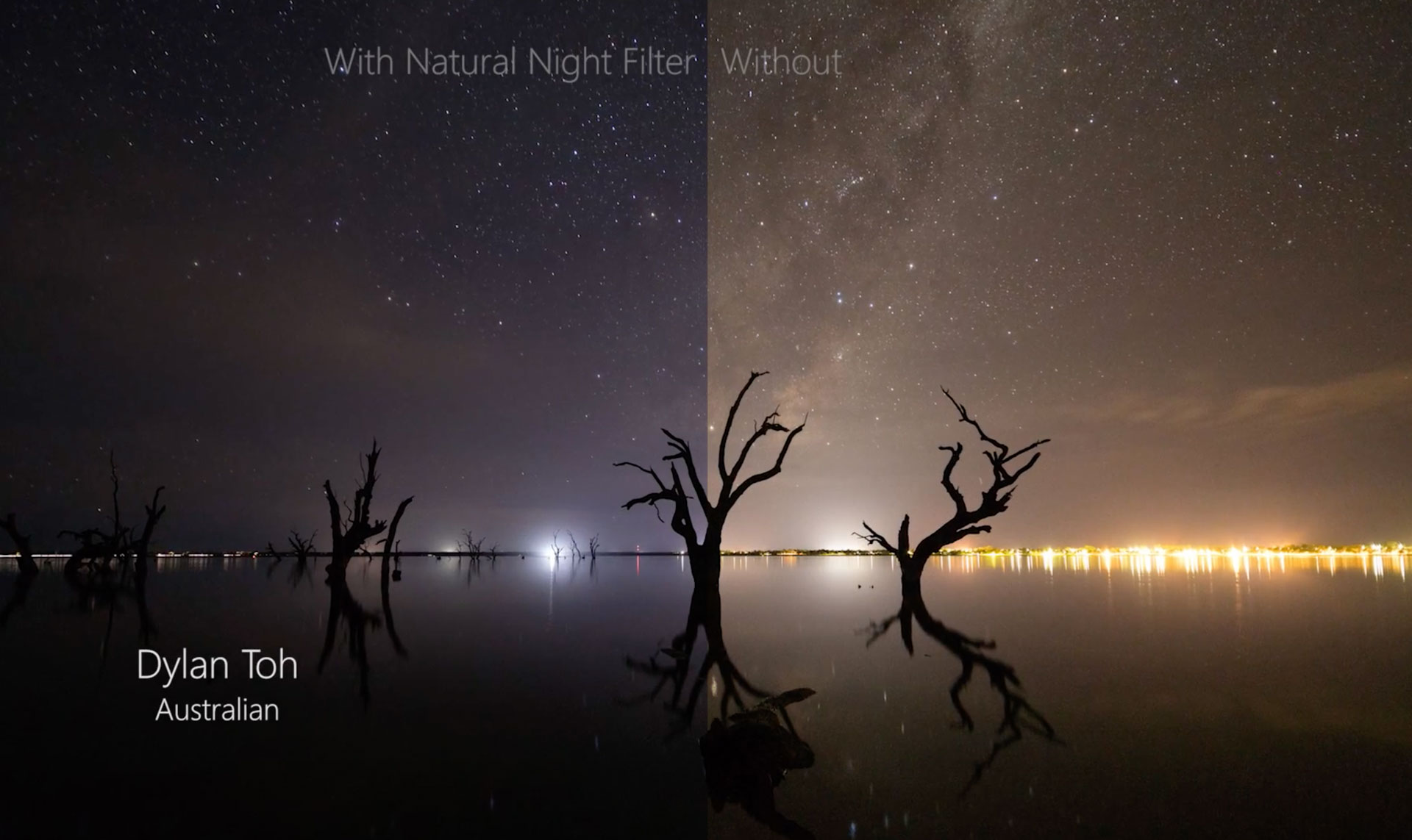 NISI Natural Night filter
