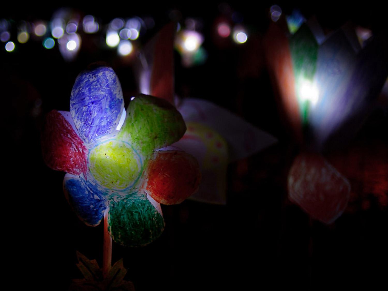 Fotografie tips voor Glow eindhoven