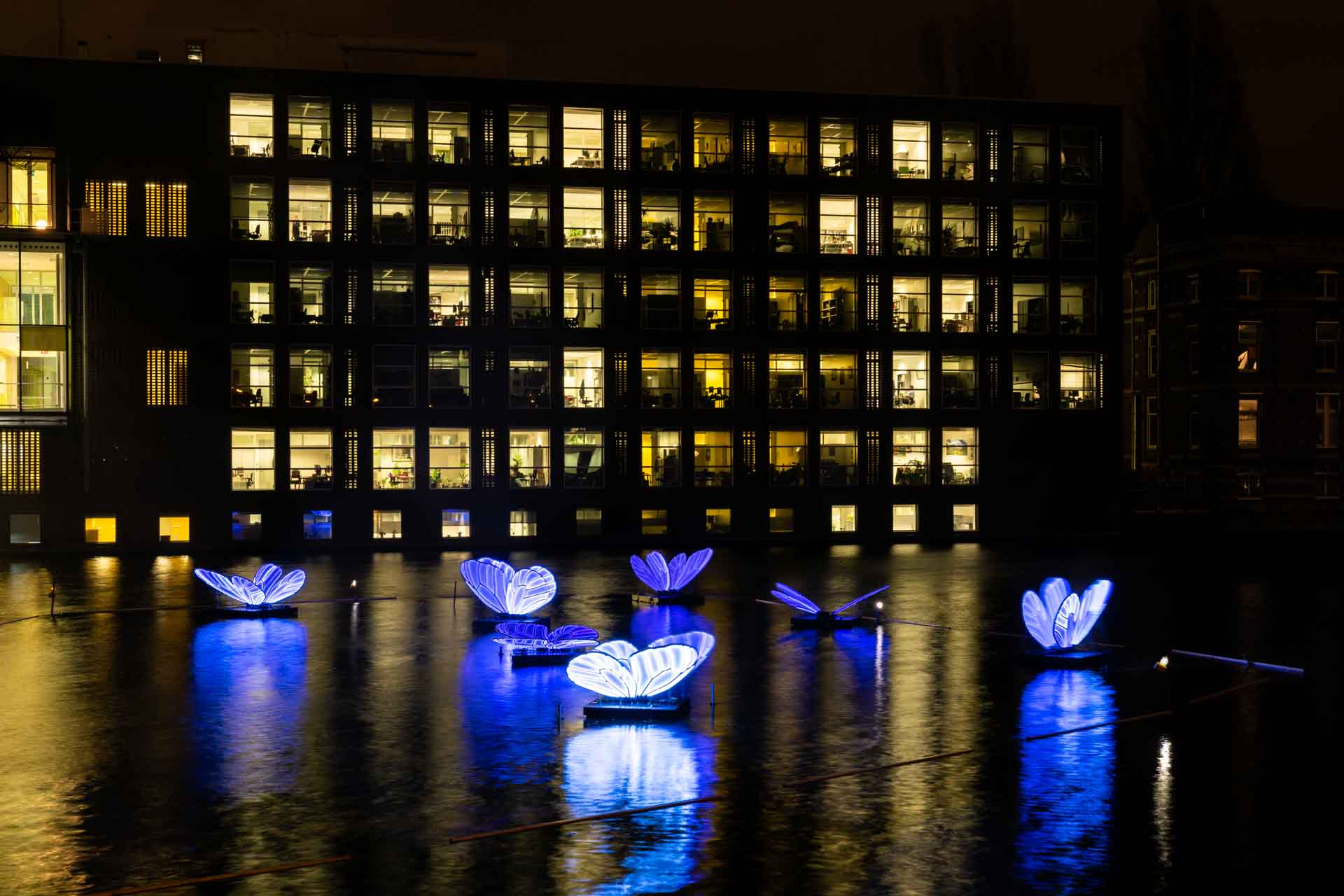Amsterdam Light Festival 2019-2020