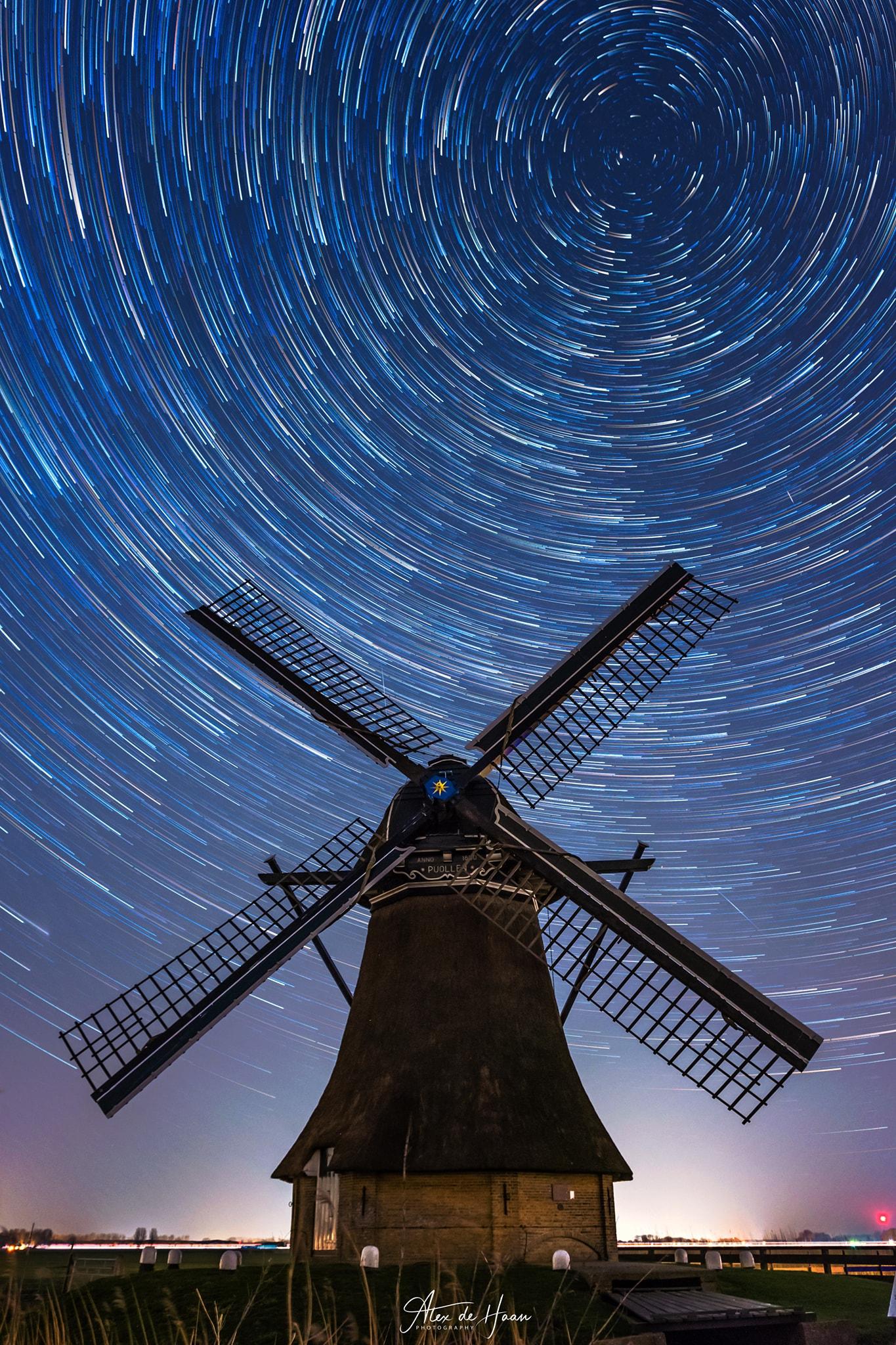 Star trails fotograferen, hoe fotografeer je star trails