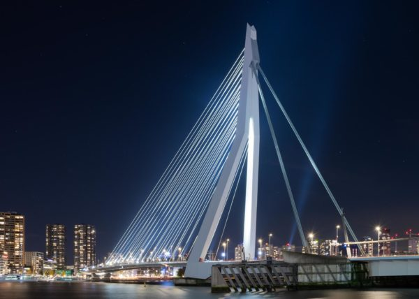 Workshop nachtfotografie Rotterdam