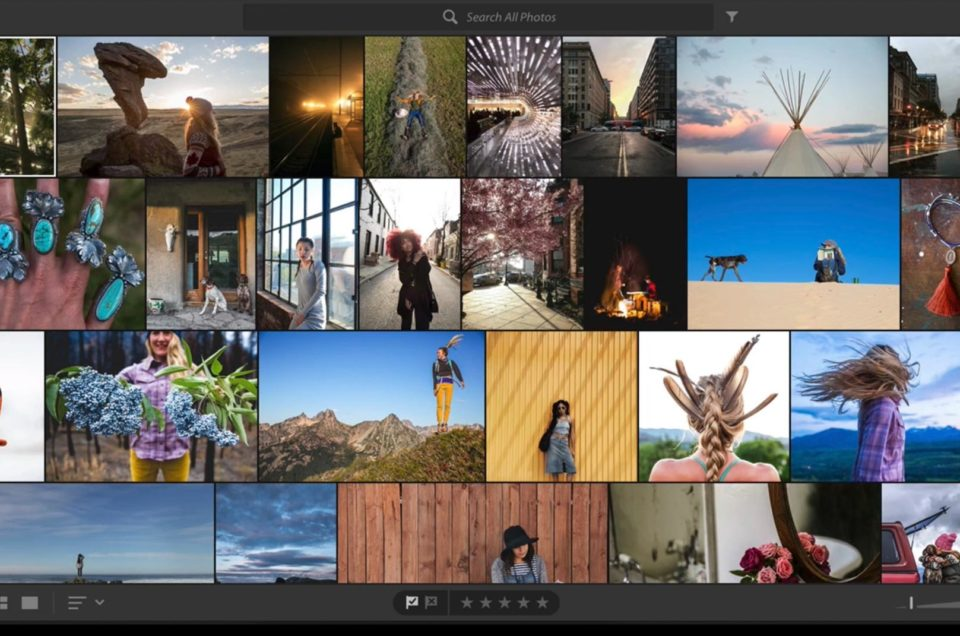Adobe Lightroom Cloud