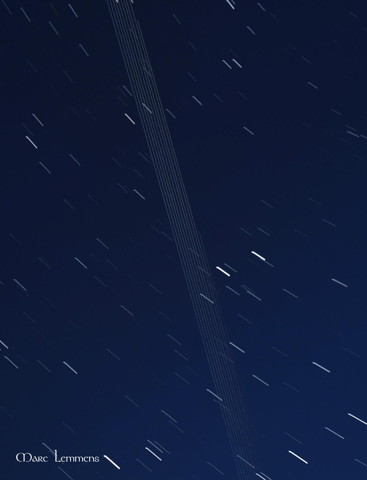 Starlite satelliet Marc Lemmens