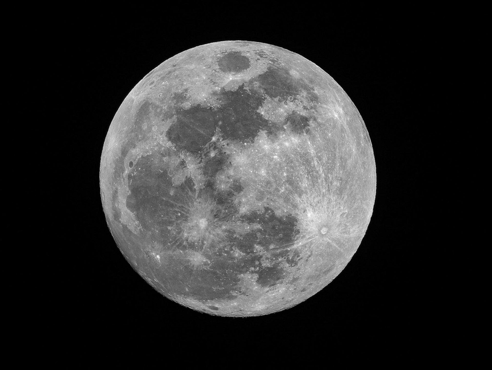 Volle maan fotograferen tips