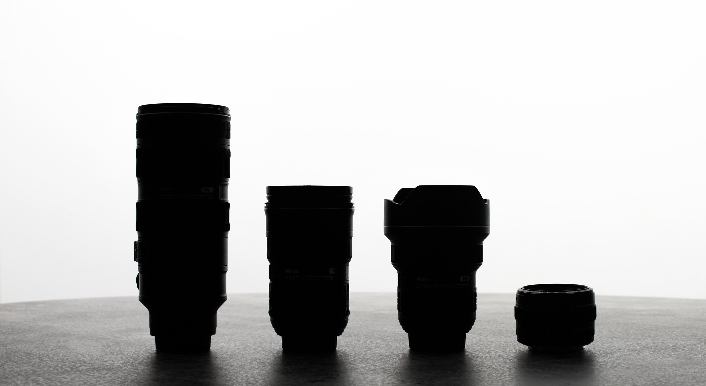 Camera objectieven