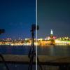 Kleuren in avondfotografie