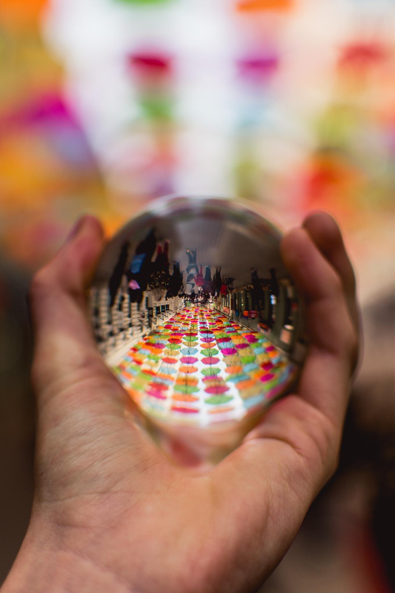 Fotograferen met een lensbal tips