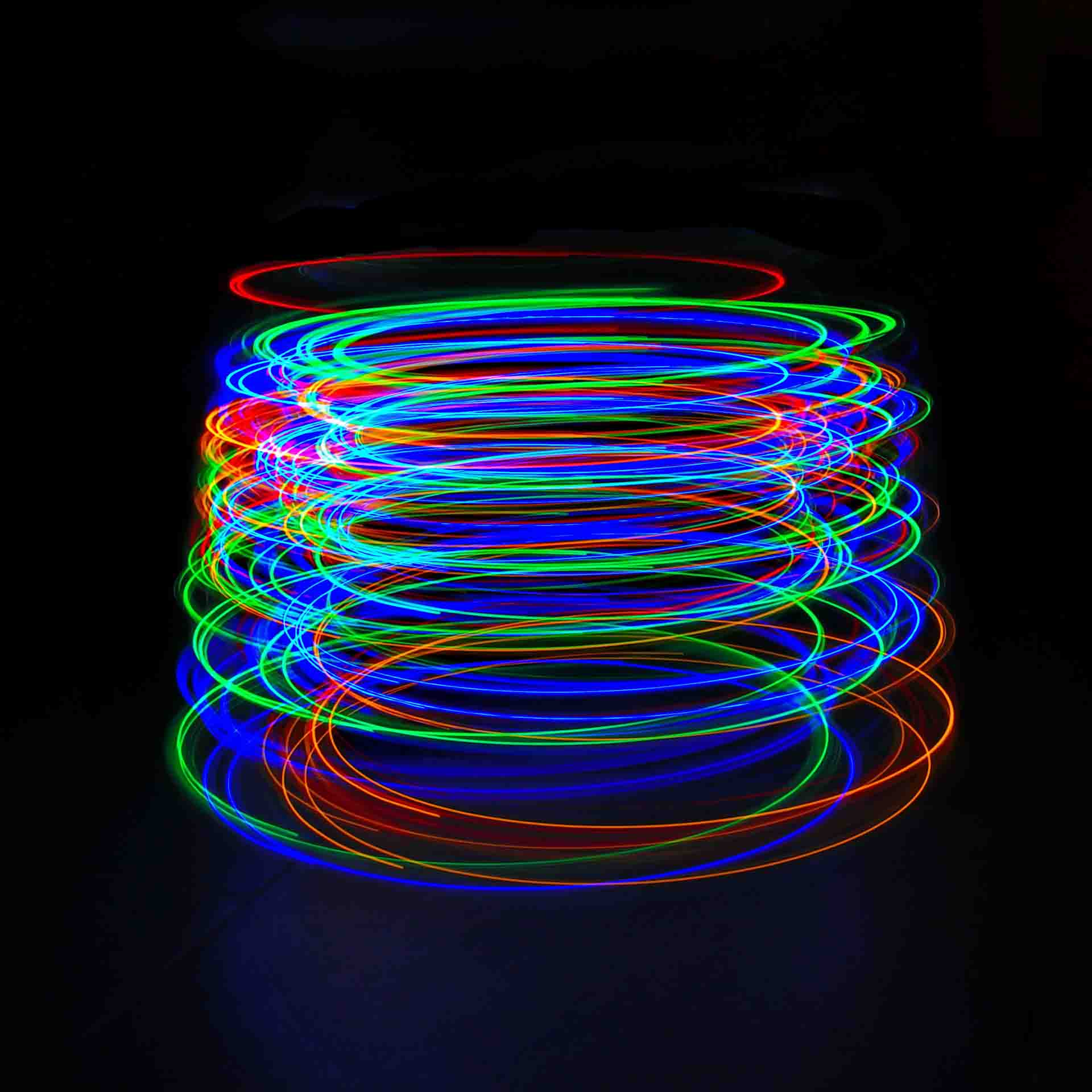 Lightpainting at home