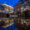 Andre Russcher reflectie Utrecht nacht