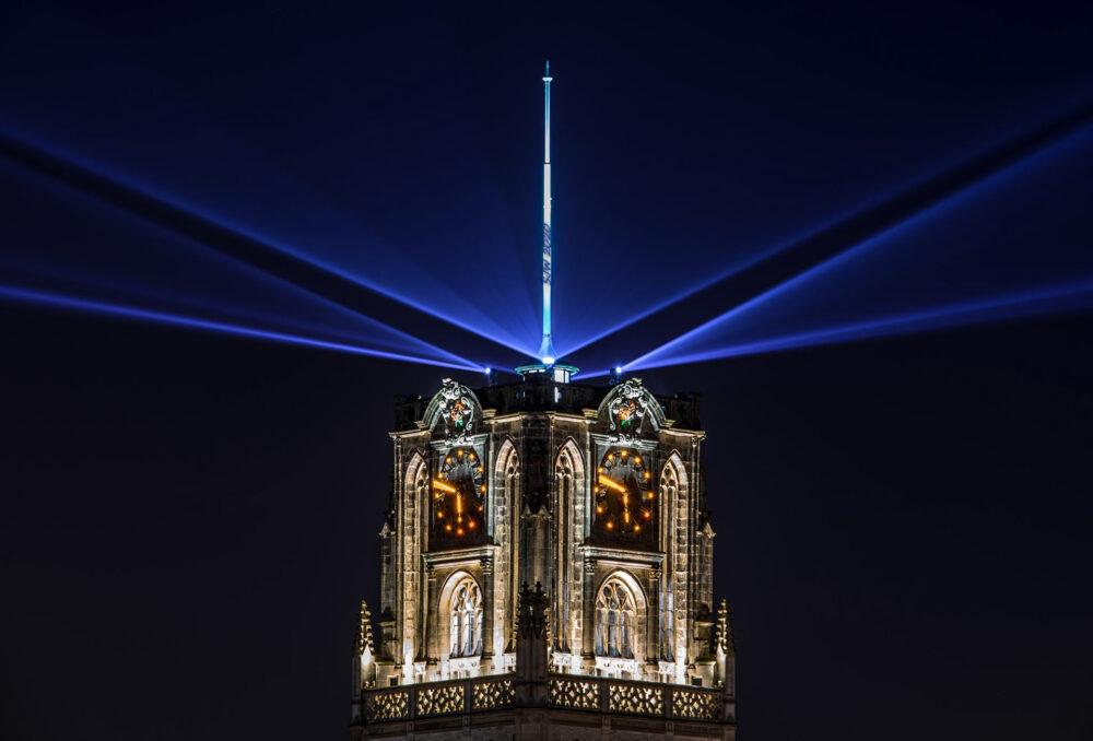 Rotterdam verlicht Laurenskerk