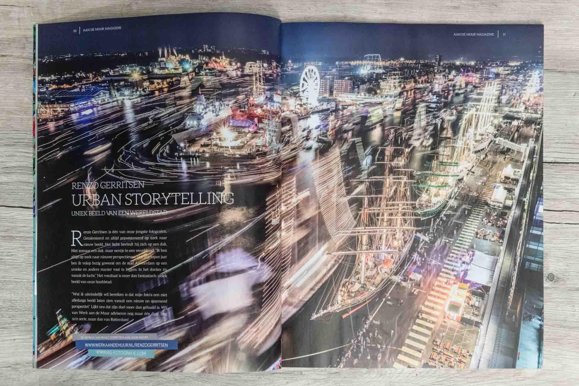 Werk Aan De muur inspiratie magazine VT Wonen
