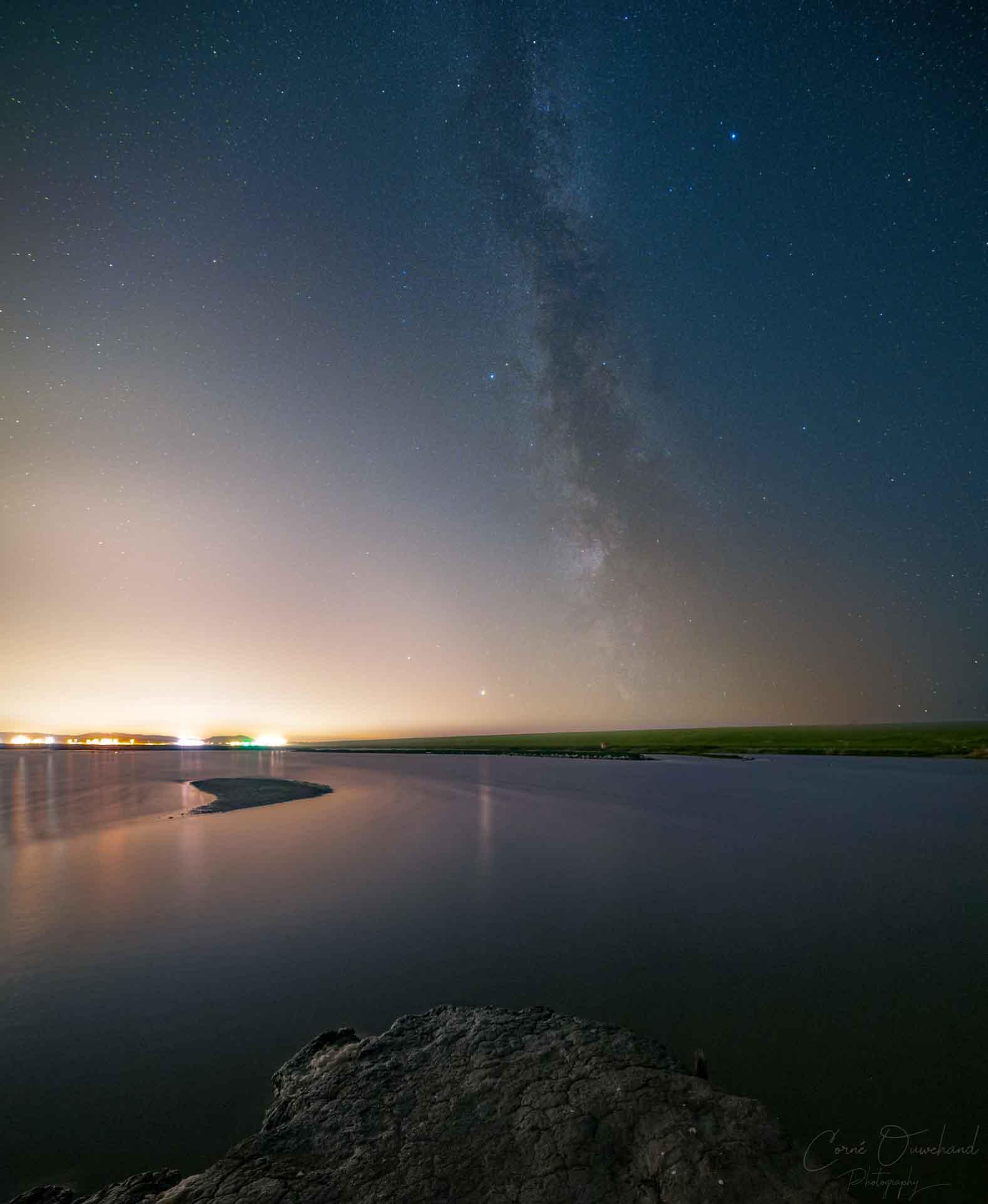 Melkweg, startracker