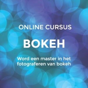 Online cursus bokeh fotograferen