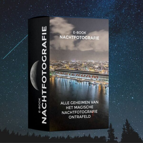 E-book hulpgids nachtfotografie